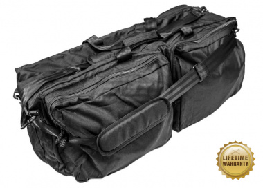 Pantac USA 600D Cordura Equipment Bag ( Black / Large )