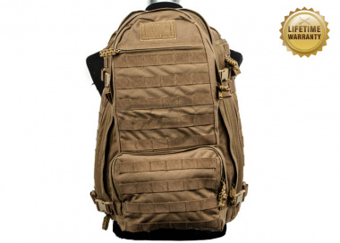 Pantac USA 1000D Cordura Molle Forward Deployment Pack ( Coyote Brown )