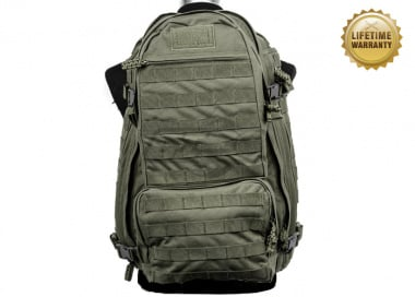 Pantac USA 1000D Cordura Molle Forward Deployment Pack ( Ranger Green )
