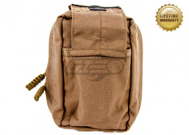 Pantac USA 1000D Cordura Molle Spec Ops Medic Pouch ( Coyote Brown / Small )
