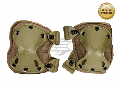 Pantac USA 1000D Cordura X-Force Knee Pad ( Coyote Brown )