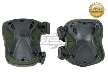 Pantac USA 1000D Cordura X-Force Knee Pad ( OD )