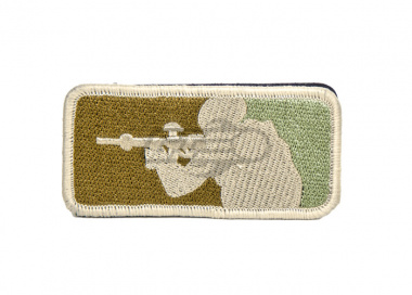 Lancer Tactical Airsoft Patch ( Camo )