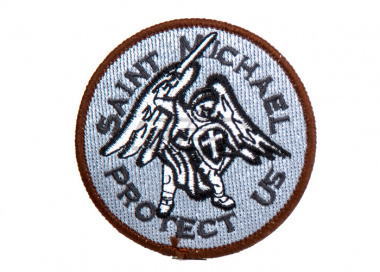 Lancer Tactical St. Michael Save Us Patch Type-A