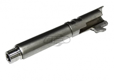 P Force Threaded Outer Barrel for 4.3 Hi-Capa (14mm / CCW)