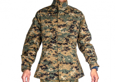 Propper Battle Rip ACU Coat ( Woodland Digital XS / S / M / L )