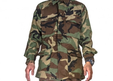 Propper BDU Woodland Coat ( SM / Regular )