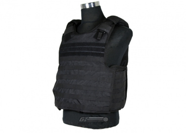 Condor / OE TECH Quick Release Plate Carrier ( Black / Tactical Vest )