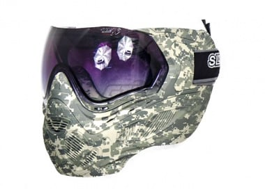 Sly Profit Full Camo Face Mask ( ACU )