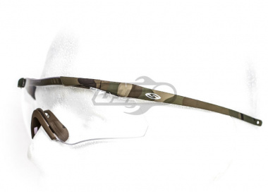 Smith Optics Aegis Echo Shooting Glasses ( Multicam )