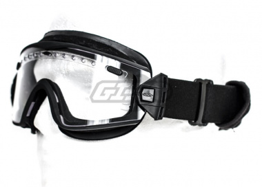 Smith Optics LOPRO Regulator Goggle ( Black )