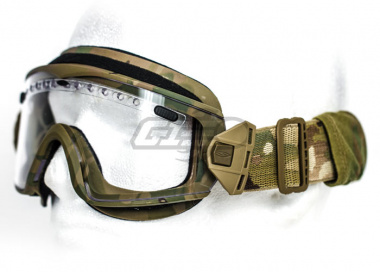 Smith Optics LOPRO Regulator Goggle ( Multicam )