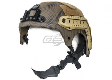 Spartan Head Gear IBH Type Helmet ( Navy Seal )