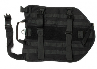 Spartan Imports Tactical K9 Harness ( Black / S )
