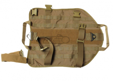 Spartan Imports Tactical K9 Harness ( Coyote / XS )