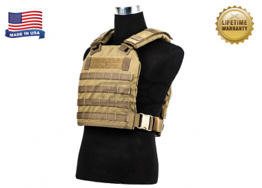 Specter Modular Plate Carrier 2 ( Coyote / MPC2 / Tactical Vest )