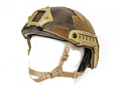 Spartan Head Gear MH Type Helmet ( Navy Seal )