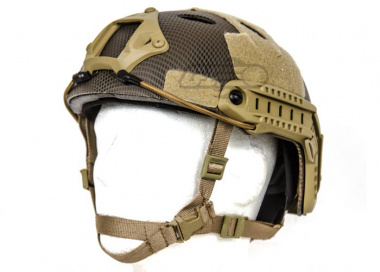 Spartan Head Gear PJ Type Helmet ( Navy Seal )