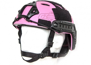 Spartan Head Gear PJ Type Helmet ( Pink )