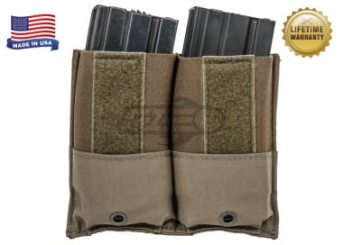 Shellback Tactical Banshee Two Mag Kangaroo Pouch ( Ranger Green )