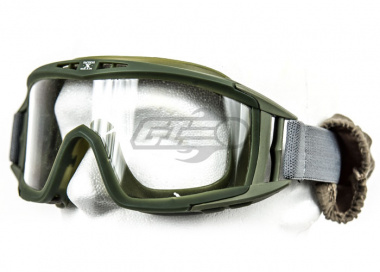 Tactical Crusader ProTac Goggles ( Green )