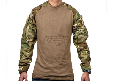 Tru-Spec Combat Shirt (MultiCam/Coyote/MD/Regular)