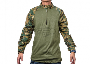 Tru-Spec XTREME Combat Shirt (Woodland Digital/MD/Regular)