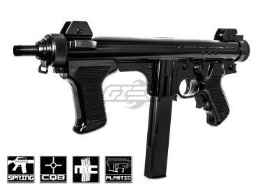 Elite Force Beretta PM12S Spring Powered SMG Airsoft Gun