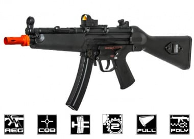Umarex H&K MP5 A4 Competition Series Polymer Airsoft Gun
