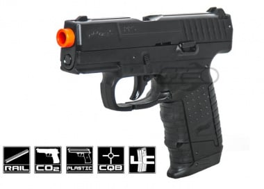 Elite Force Walther PPS CO2 Blow Back Pistol Airsoft Gun