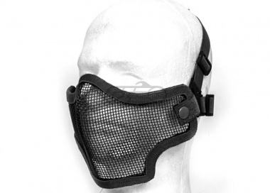 Valken Tactical 2G Wire Mesh Tactical Mask ( Black )