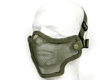 Valken Tactical 2G Wire Mesh Tactical Mask ( OD )