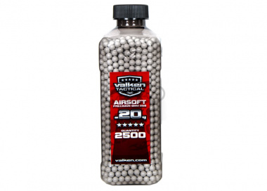 Valken Tactical 0.20g 2500 BBs ( White )