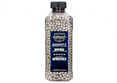 Valken Tactical 0.25g 2500 BBs ( White )