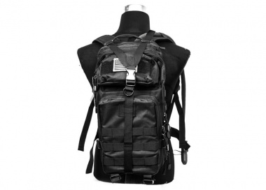 Vism Tactical 3 Day Back Pack ( BLK )