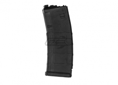 WE Gas Magazine For Advanced Combat Rifle MSK Gas Blow Back Rifle ( Black )