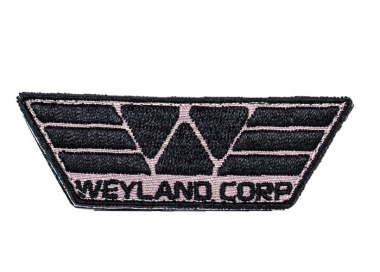 ORCA Industries Weyland Corp Patch ( Black )