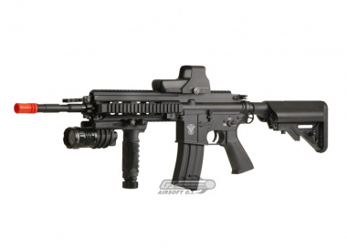 AGM Full Metal 614 Advanced Carbine AEG Airsoft Gun