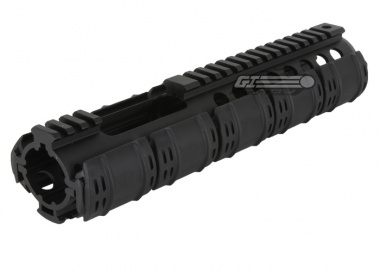 AIM Sports MRE Style AR Carbine Length 2pc Extended Quad Rail for M4
