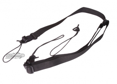 AMP 3 Point Tactical Sling ( Black )