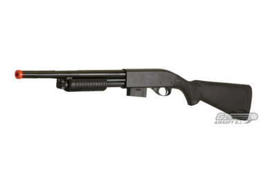 ACM Full Metal 870 Shotgun Spring Airsoft Gun