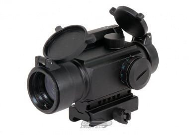AMP Combat Red Dot Sight ( w/ Laser )