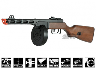 ARES PPSH-41 Vintage WWII AEG Airsoft Gun