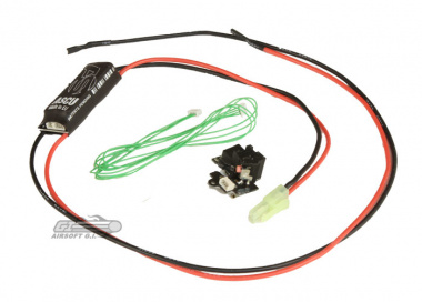 Airsoft Systems ASCU 2011 Model for Version 2 AEG Gearbox ( Fire Mode Converter )