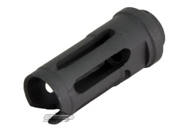 Bravo CCW MB6 Flash Hider with Slotted Ports