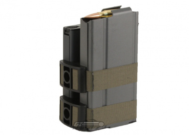 (Discontinued) Battle Axe 900rd M14 High Capacity AEG Box Magazine ( Electric )
