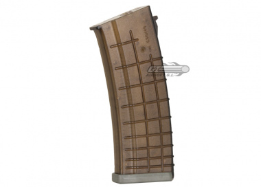 Beta Project Magpul AK Series 140rd Mid Capacity AEG Magazine ( Waffle / Foilage )