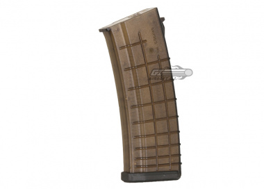 Beta Project MagPul 140rd AK Series Mid Capacity AEG Magazine ( Waffle / BLK )