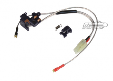 Bravo Extremely Low Resistance AEG Switch & Wire Assembly for M16