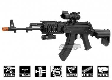 Classic Army Full Metal Krebs KC-89 Enhanced Speed Load Tactical Airsoft Gun